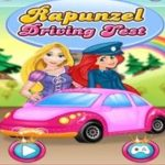 Princess Driving Test